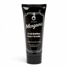 Очищающий скраб для лица Morgan`s, 100 мл