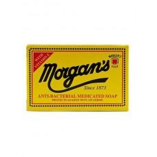 Антибактериальное лечебное мыло Morgan`s, 80 г