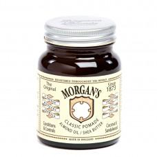 Классическая помада бриолин с миндальным маслом и маслом ши Morgan`s, 100 г