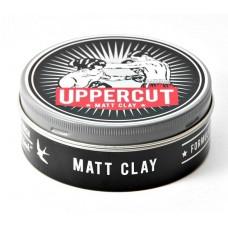 Uppercut матирующая глина для сильной фиксации (Matt Clay) 18г